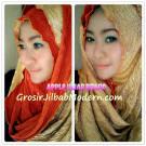 Jilbab Hoodie Cooper by Apple Hijab Brand