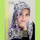 Jilbab Syria Layer Artee Produk Dari Flow Yang Unik