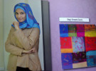 Jilbab Gucci Import Segi Empat