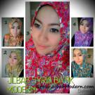 Jilbab Syria Batik Modern Motif Asli Indonesia