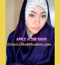 Jilbab Hoodie Sharoon Angel Elegan Dan Tidak Pasaran