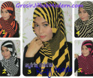 Jilbab Syria Mikha Modis dan Cantik