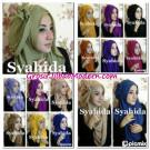 Jilbab Syria Sheja / Jilbab Syahida