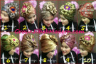 Turban Lotus Bahan Songket Asli Budaya Indonesia