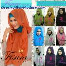 Jilbab Hoodie Instant Button Jilbab Trendy By Fisura Modis Dan Modern