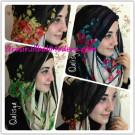 Jilbab Hoodie Danica Lisbeth Seri 2 Anggun dan Stilysh