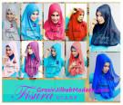 Jilbab Hoodie Rehisya Hoodie Modern by Fisura