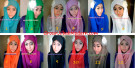 Jilbab Michaela Pet Instant Yang Unik Dari Apple Hijab Brand