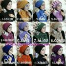 Jilbab Semi Instan Edora Shawl, Jilbab Stylish, Trendy & Simple