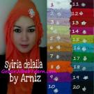 Jilbab Syria Delaila Yang Cantik by Arniz Idea