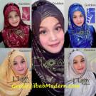 Jilbab Syria Goldee Seri II Jilbab Formal Modis Terbaru By Flow