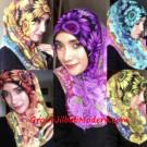 Jilbab Syria Matahari Bikin Fresh Penampilan
