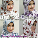 Jilbab Syria Roses Limited Edition by Flow