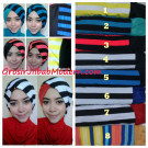 Turban Tissa, Turban Casual Simple Dan Modern