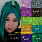 Jilbab Turban Pashmina Goldypas by Arniz Modis dan Trendy