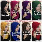 Jilbab Hoodie Zura Hot Blink Cantik dan Elegan by Syahida