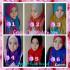 Jilbab Syria Hoodie Chattalea Brokat Jilbab Modis Dengan 2 Gaya by Apple Hijab Brand