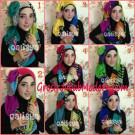 Jilbab Hoodie Noozie 2 Original By Qalisya