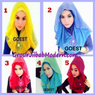 Jilbab Hoodie Of The Flow Series Original by GOEST