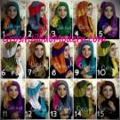 Jilbab Hoodie Katnis Simple dan Modis Original Ideal By Qalisya