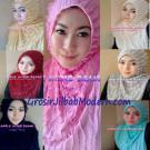 Jilbab Syria Aleeza Ruffle Modis by Apple Hijab Brand
