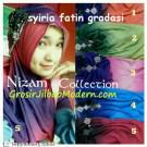 Jilbab Syria Fatin Gradasi