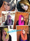 Jilbab Hoodie Instant Twinny Ala April Jasmine