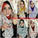 Jilbab Hoodie Instant Ileana Wajik by Qalisya Hijab Brand