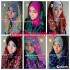 Pashmina Instant Zehra Modis by Apple Hijab Brand