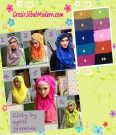 Jilbab Hoodie Instant Cirly by April Jasmin