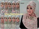 Jilbab Syria Qianne Modis Original by Flow Idea