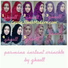 Pashmina Instant Crinkle Modis by Ghaoll