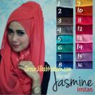 Jilbab Hoodie April Jasmine Instant Modis