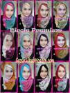 Jilbab Syrpash Instant Nicole Premium Original by Apple Hijab Brand
