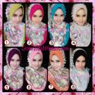 Jilbab Syria Annete by Apple Hijab Brand Unik dan Cantik