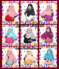 Jilbab Syria Jumbo Pet Shopia Modis by Rizqy Ananda