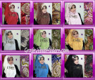 Jilbab Bergo Pet Maryam Original By FLOW Idea Modis