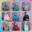 Jilbab Syria Jumbo Faizia Modis Original by FLOW Idea