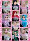 Jilbab Syria Kyle Frill Modis by Apple Hijab Brand