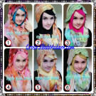 Jilbab Syrpash Claudia Frill Original by Apple Hijab Brand