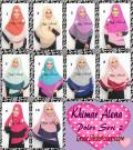 Jilbab Instant Khimar Alena Polos Seri 2