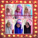 Jilbab Pesta Syria Zevi by Embe Design