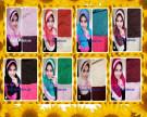 Jilbab Syria Orin Etnik Emboss by Apple Hijab Brand