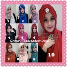 Jilbab Syria Topi Turban Almonda Trendy by FLOW Idea
