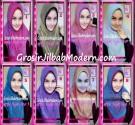 Jilbab Syria Unik Vienna Tutu by Apple Hijab Brand