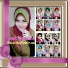 Jilbab Tutu Goldee Modis by Apple Hijab Brand