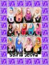 Jilbab Syria Jelita Original by Rizky Ananda