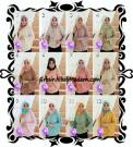 Jilbab Batwing Bergo Anbiya Praktis Original by Apple Hijab Brand