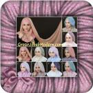 Jilbab Syria Unik Trendy Faustine Original by Qalisya Hijab Brand