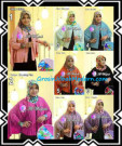 Jilbab Tangan Syar'i Modern Al Waqiah Seri 2 by Apple Hijab Brand